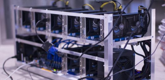 Cryptocurrency Mining Still Active in China
