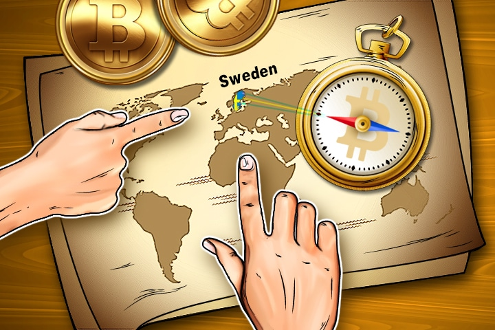 Sweden Set To Become The World's Next Bitcoin Hub New