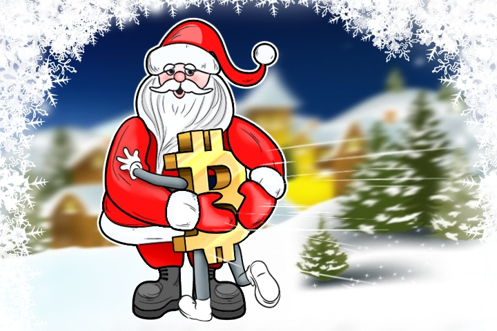 Bitcoin Price On The Rise Following Christmas Dip