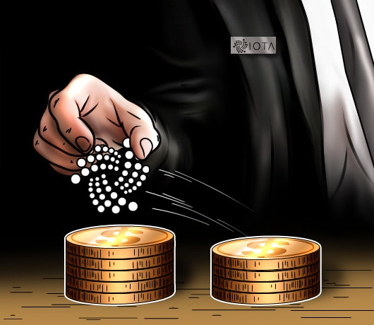 IOTA Coin Passes $4 Following Massive Growth Spurt, Then Rises Again To Almost $5