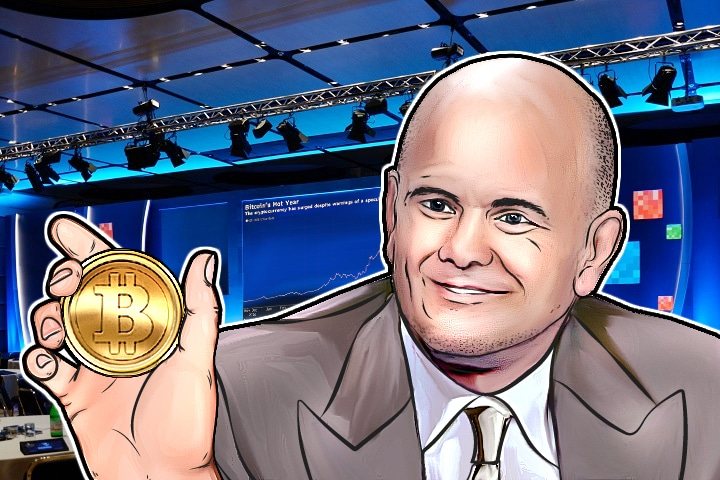 Mike Novogratz Warns Bitcoin Could Fall To $8,000