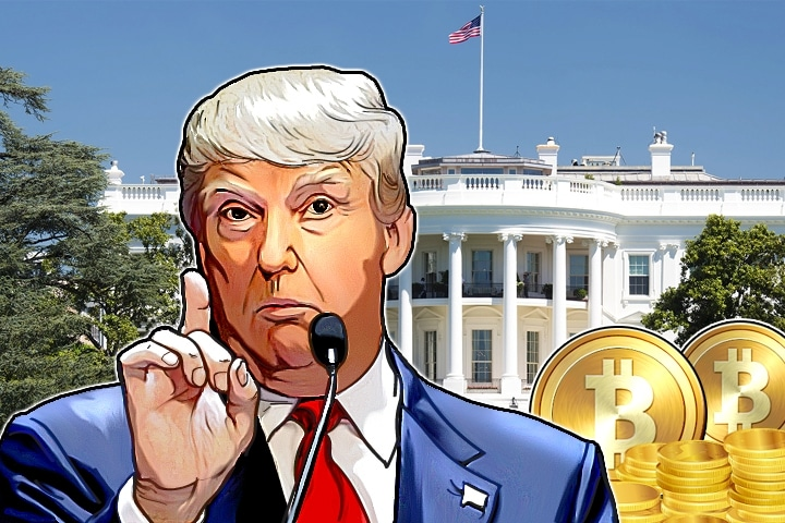 does donald trump have cryptocurrency