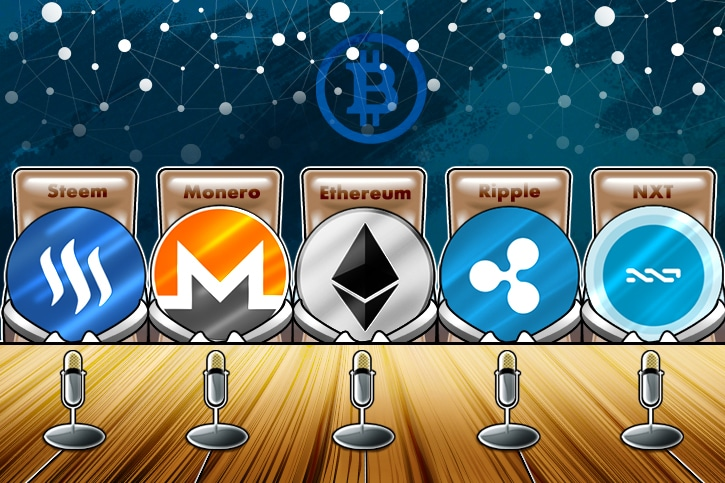 Reputable service providers of cryptocurrencies