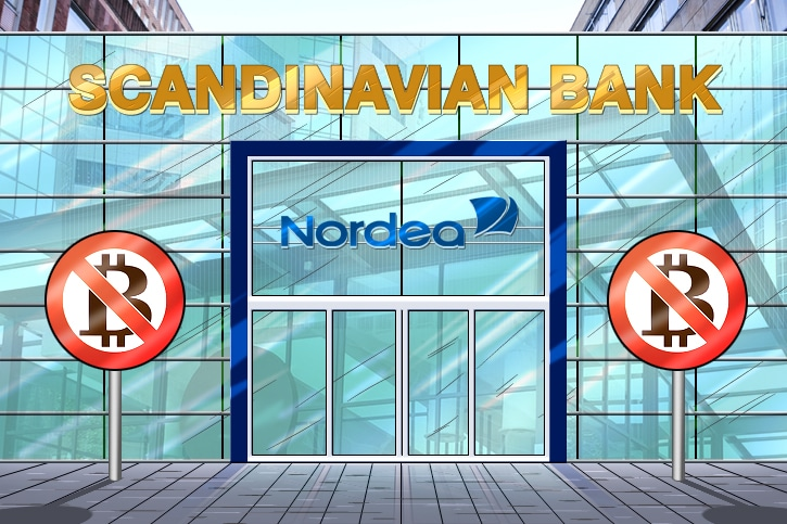 Major Scandinavian Bank, Nordea, Prohibits Employees From Owning Cryptocurrency