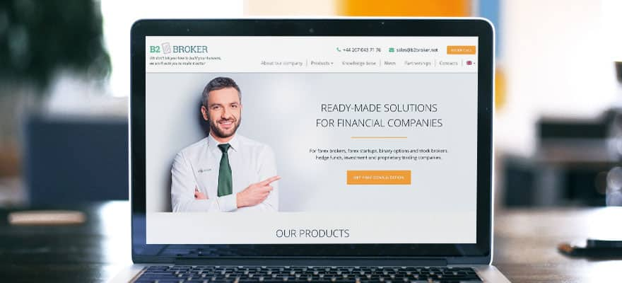 B2Broker Create New Crypto-Based Payment Platform