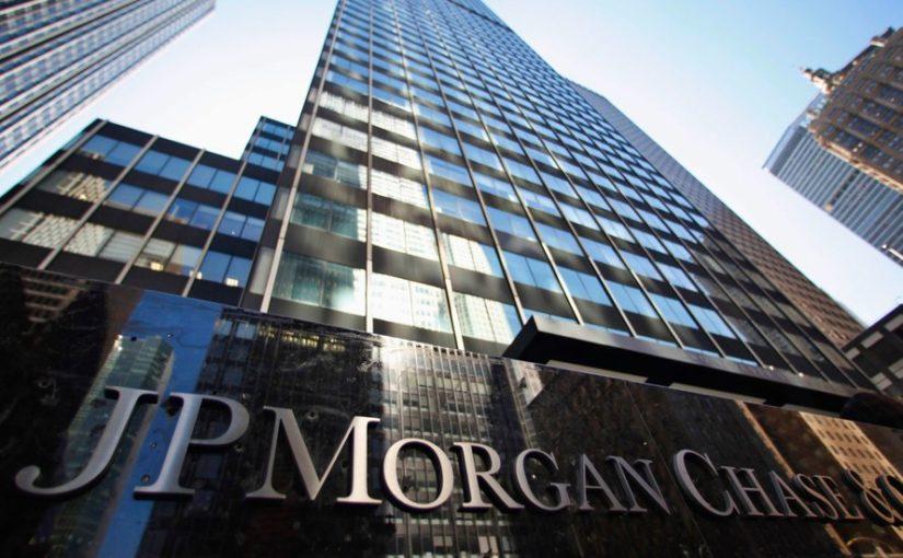 JP Morgan Chase sees Cryptos as a Viable Competitor