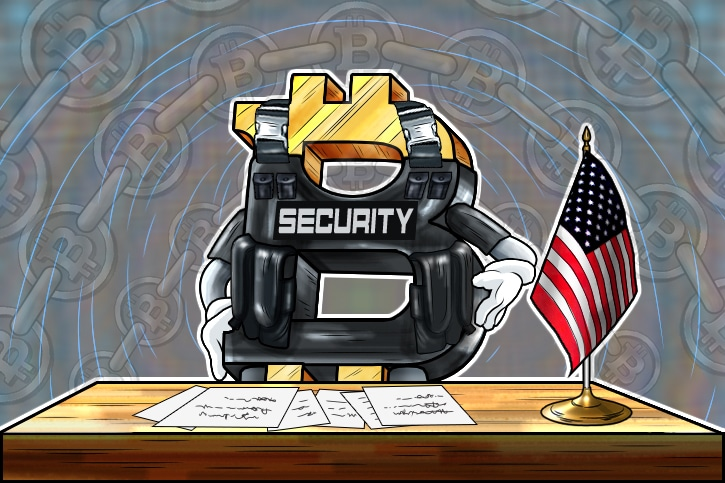 US Laws are Being Drafted to Tighten Security Around Cryptocurrency