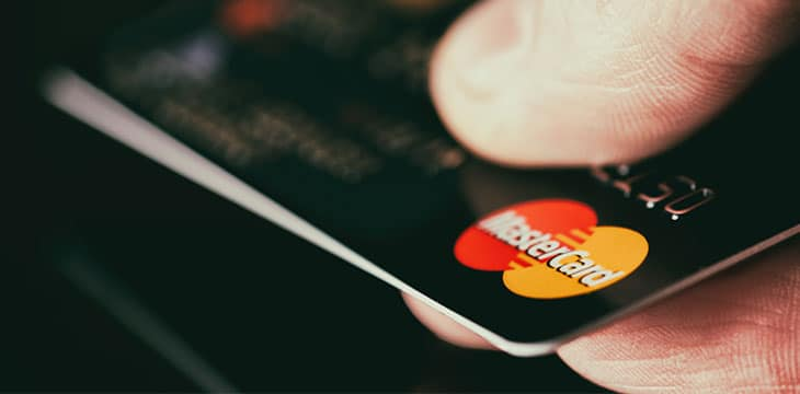 mastercard cryptocurrency transactions