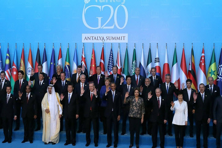 G20 Meeting in Washington Today to Discuss Cryptocurrency Regulation