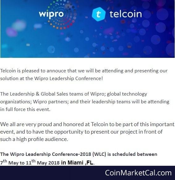 The Wipro Leadership Conference-2018 (WLC) - CryptoCoin News