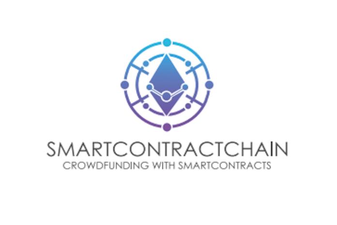 Kết quả hình ảnh cho SMARTCONTRACTCHAIN ICO review