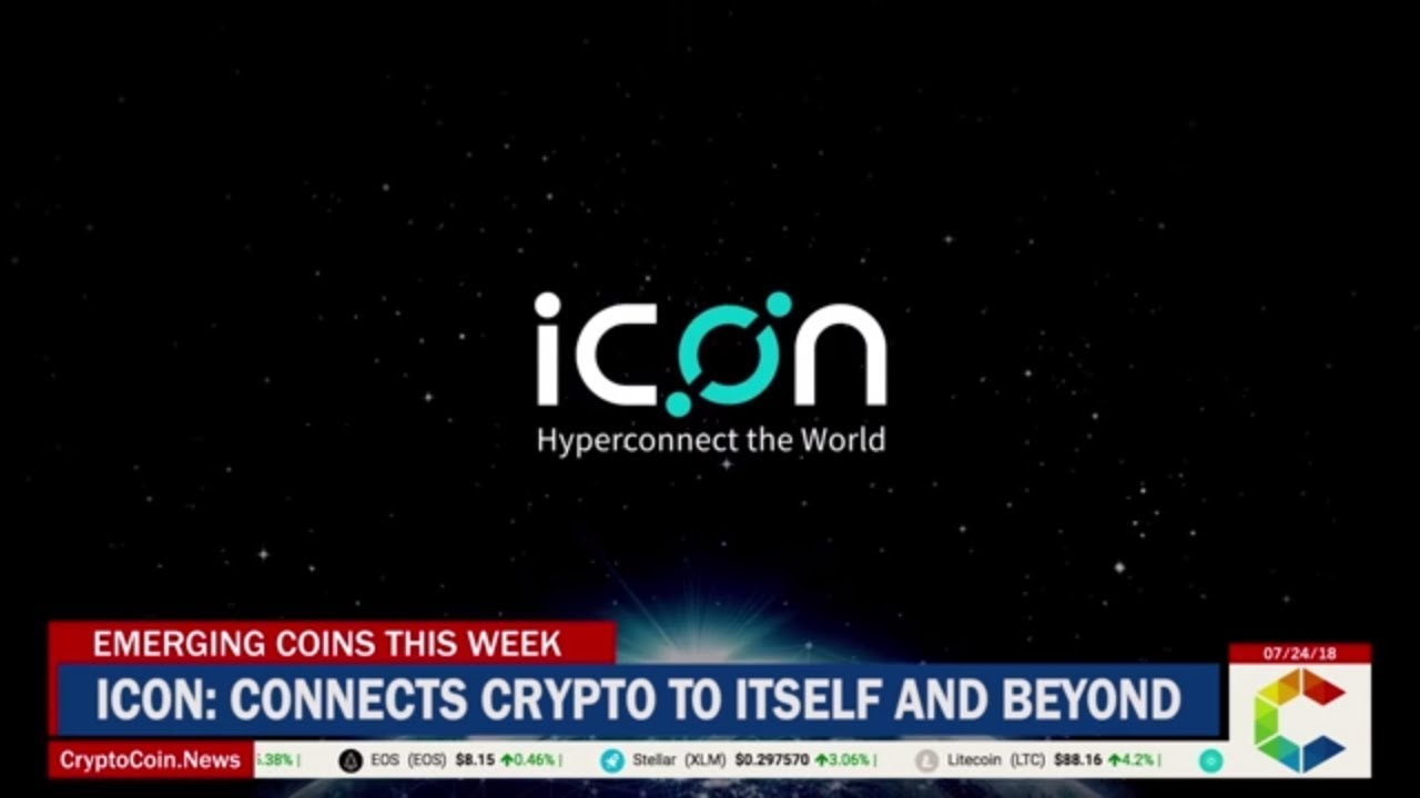 Emerging Coins This Week: ICON – Connects Crypto To Itself And Beyond