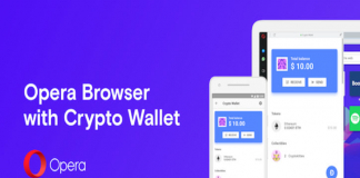 Opera Brings Crypto Wallet to its Desktop Version