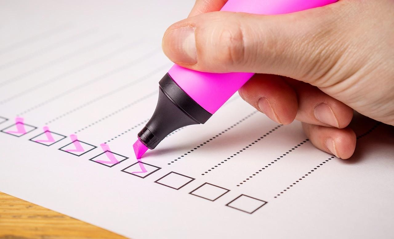 ico prelaunch checklist