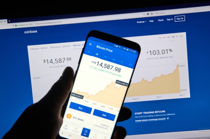Coinbase Announces Launching Of Crypto-Fiat Payments App