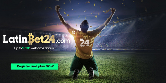 Bet In BTC With LatinBet24 – One Of The Top Online Casino In Latin America